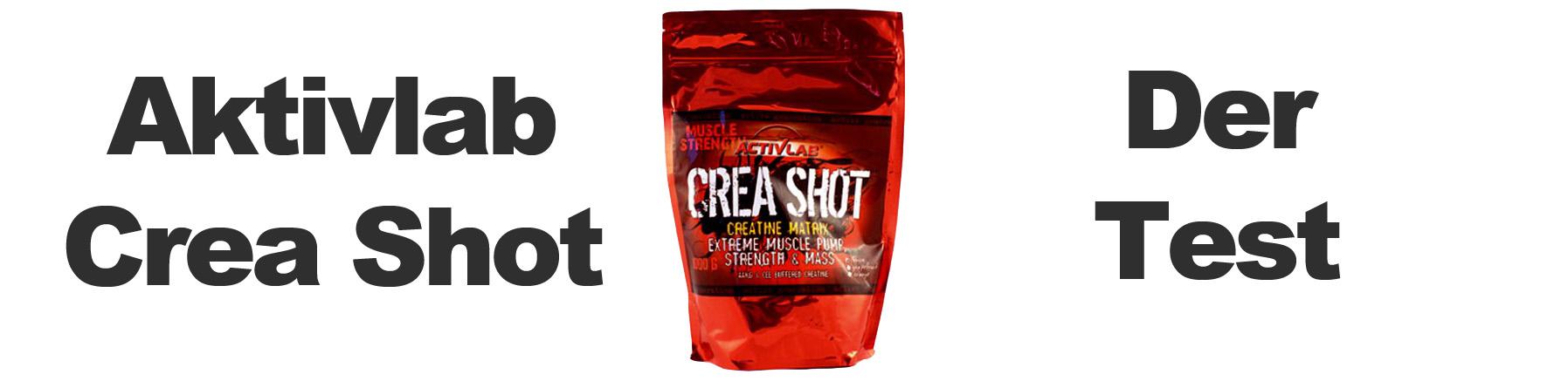 Aktivlab Crea Shot