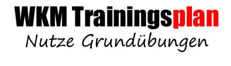 WKM Trainingsplan
