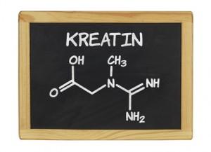 Creatin chemische Formel