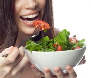 Ernähre dich gesund