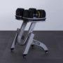 MXW X36 Hantelsystem mit Ständer